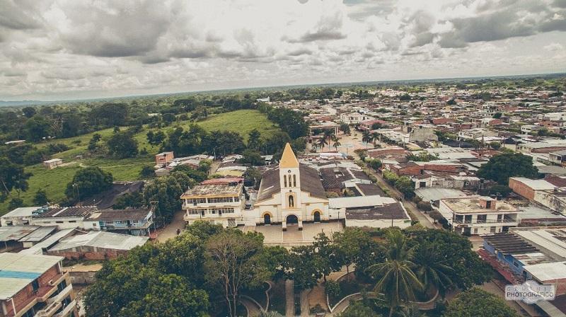El caso tiene conmocionado al municipio de San Alberto.  IMAGEN DE REFERENCIA.