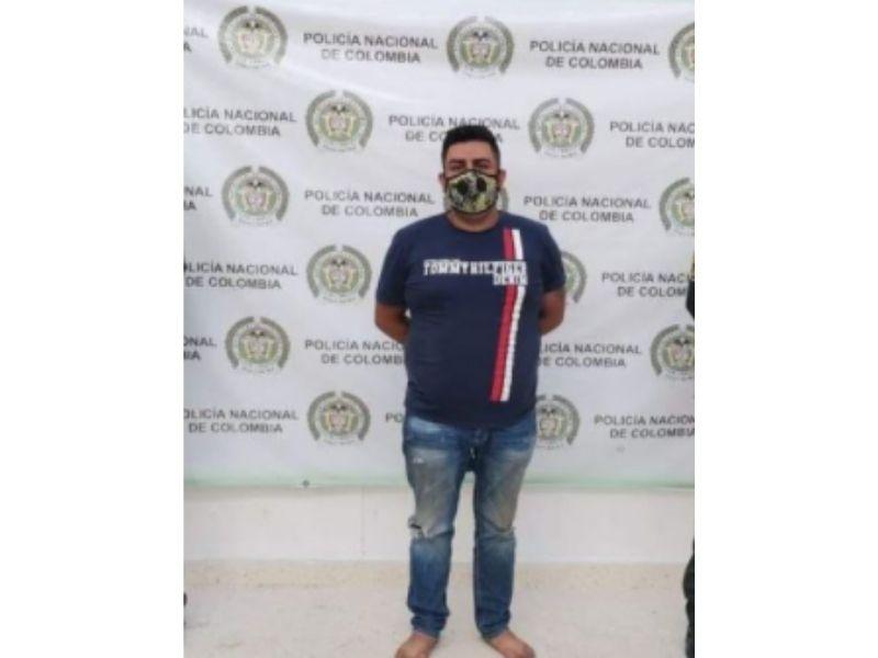 Juan Carlos Santiago no quedó privado de la libertad.  FOTO/CORTESÍA.