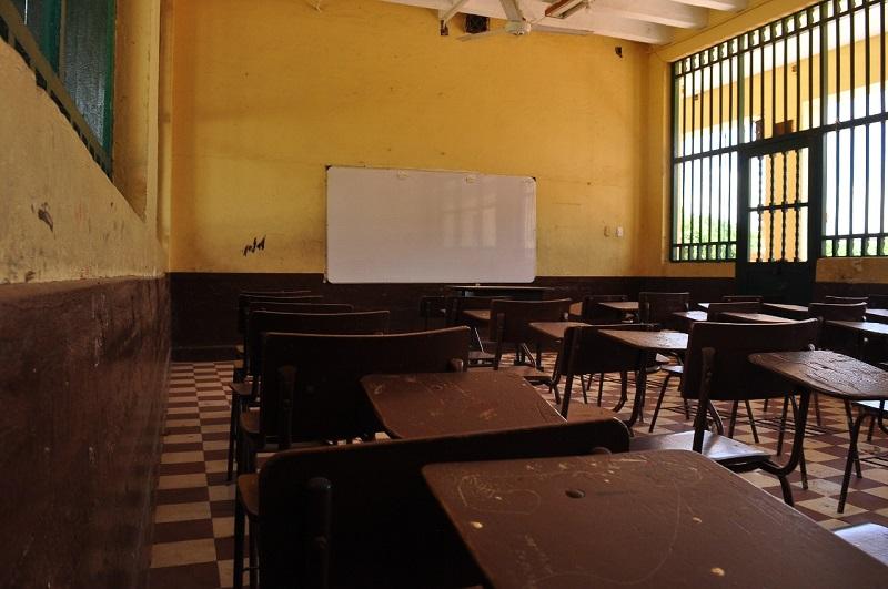 A partir del primero de febrero algunas  instituciones estarán funcionando con alternancia.   FOTO/JOAQUÍN RAMÍREZ.