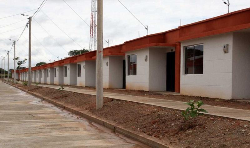 Las viviendas se construirán con fondos del Gobierno nacional.   FOTO/CORTESÍA.