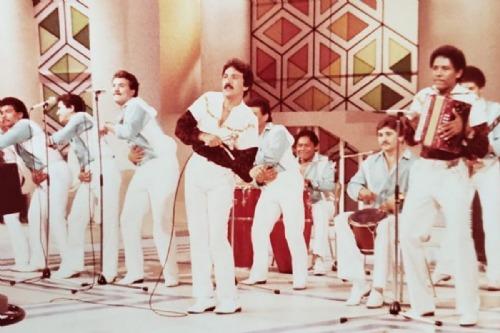 El Binomio de Oro de América fue conformado por Israel Romero y Rafael Orozco en la década de los 70.   FOTO/CORTESÍA.