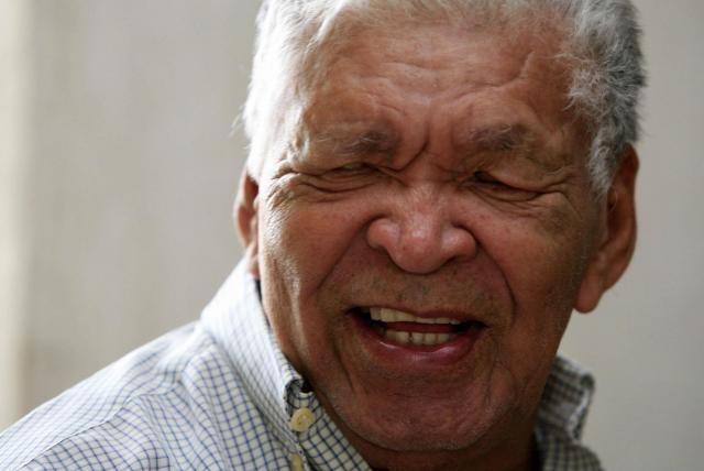 Leandro Díaz, cumpliría 93 años este sábado.   FOTO/CORTESÍA.
