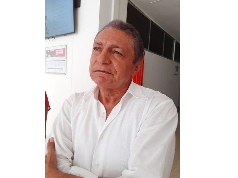 A los 67 años falleció el presidente de la Organización de Periodistas Asociados del Cesar, PAC, Beder Guerra.   Foto: Cortesía/EL PILÓN.