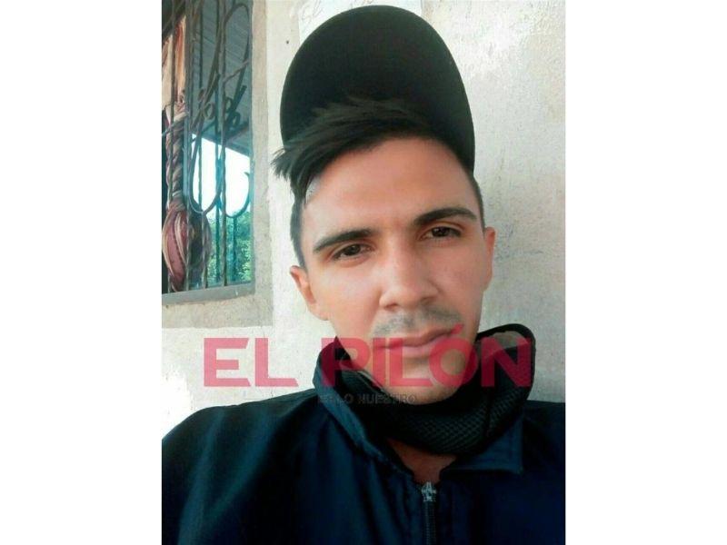 Juan José Álvarez, víctima.