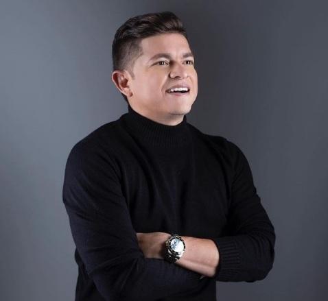 Mono Zbaleta, cantante vallenato.  FOTO/CORTESÍA.