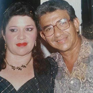 Nery Patricia García Oñate y Ricardo Cárdenas.