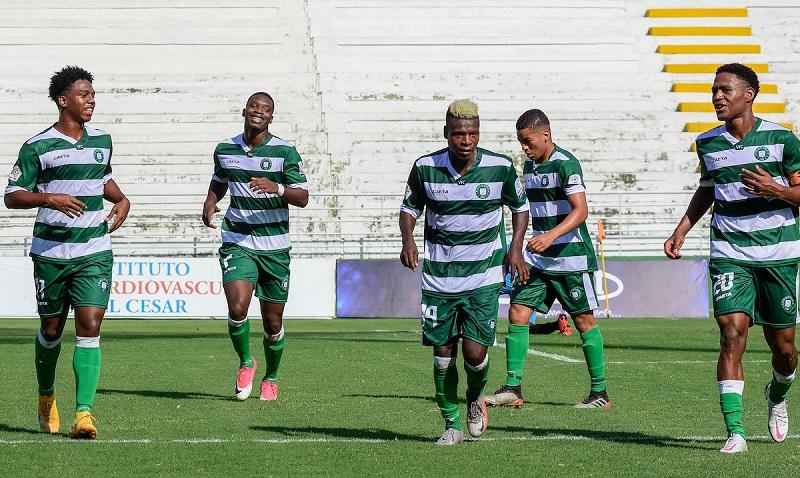 Valledupar FC quiere vencer de nuevo a Fortaleza y sacarse la 'mala racha'.  FOTO/VALLEDUPAR FC.