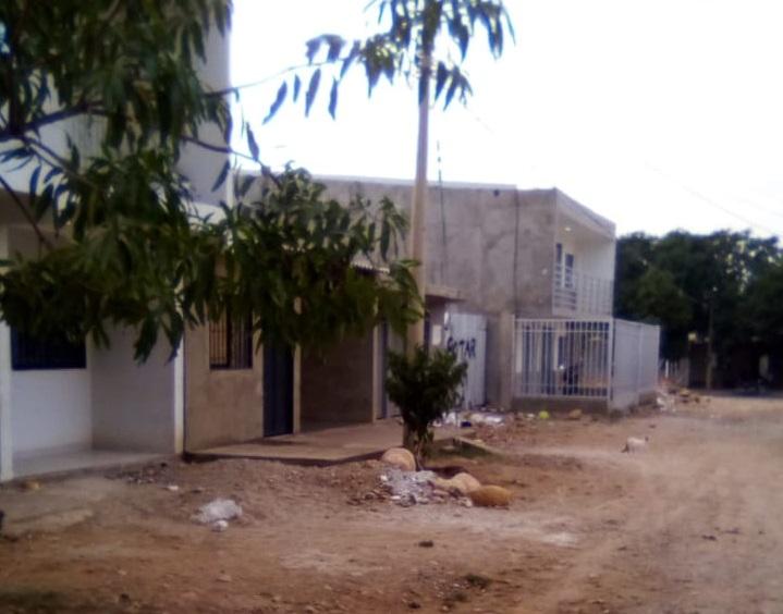 La problemática ocurre en dos manzanas del barrio Villa Janeth.   FOTO/CORTESÍA.